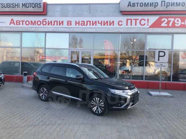 Mitsubishi Outlander, 2018 год, 2 002 000 руб.