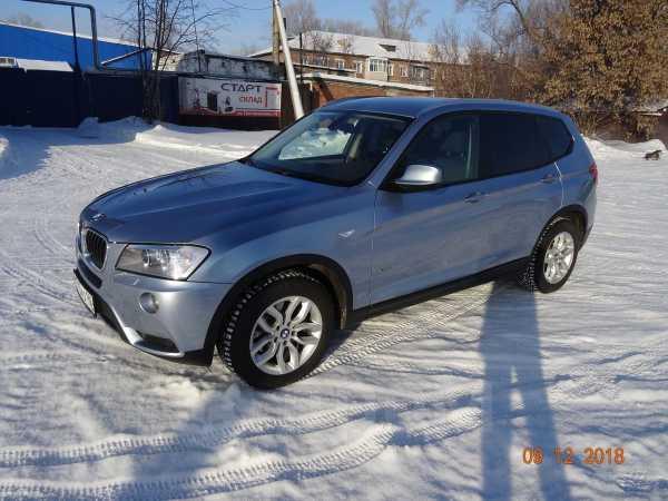 BMW X3, 2011 год, 1 300 000 руб.