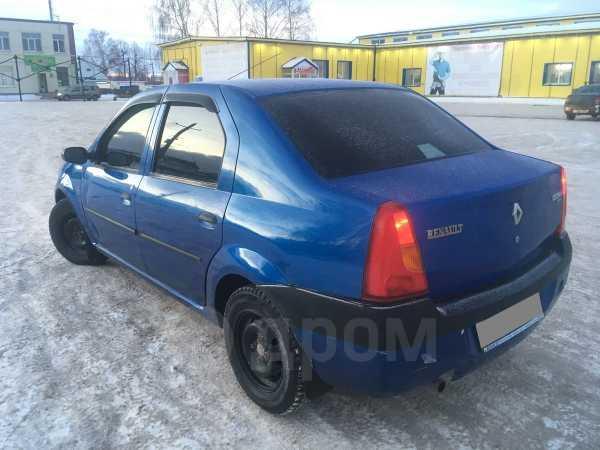 Renault Logan, 2006 год, 115 000 руб.