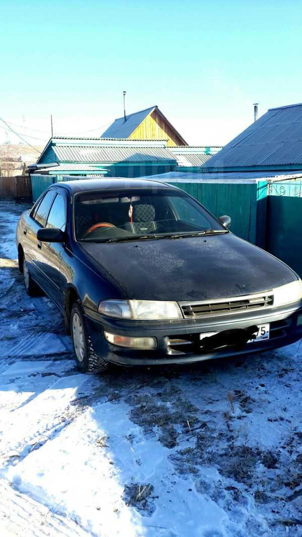 Toyota Carina, 1992 год, 175 000 руб.