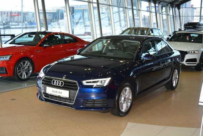 Audi A4, 2018 год, 1 960 000 руб.