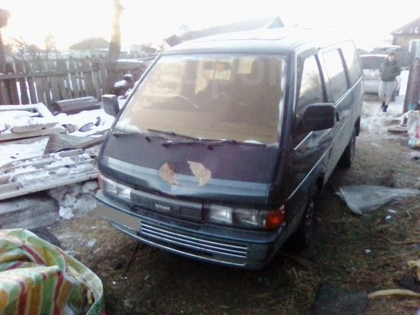 Nissan Largo, 1988 год, 33 000 руб.