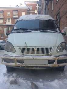 ГАЗ 2217 Баргузин, 2005 г., Новосибирск
