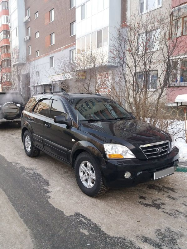 Kia Sorento, 2008 год, 650 000 руб.