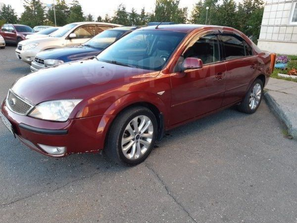 Ford Mondeo, 2004 год, 240 000 руб.