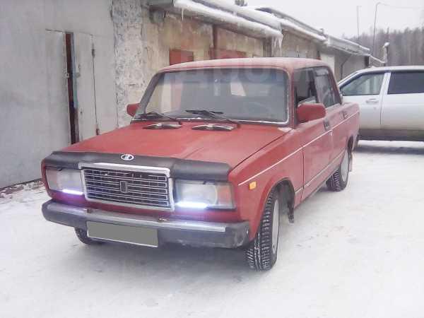 Лада 2107, 1996 год, 23 000 руб.