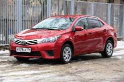 Волгоград Corolla FX 2014
