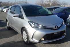 Владивосток Toyota Vitz 2014