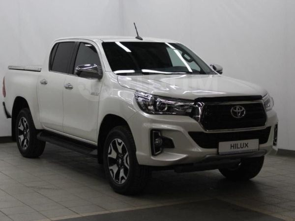 Toyota Hilux Pick Up, 2018 год, 3 105 703 руб.