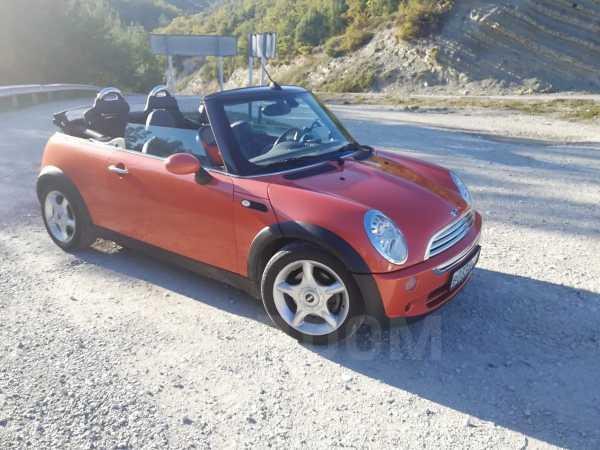 Mini Cabrio, 2006 год, 570 000 руб.