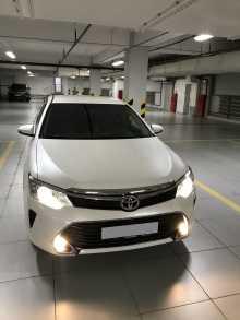 Благовещенск Toyota Camry 2015