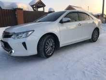 Томск Toyota Camry 2016