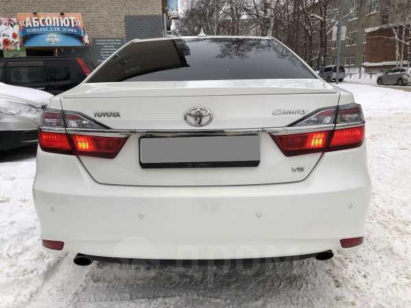 Toyota Camry, 2016 год, 1 599 999 руб.