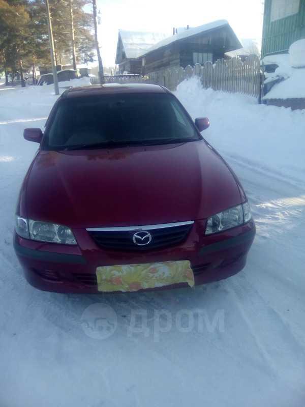 Mazda Capella, 2000 год, 150 000 руб.