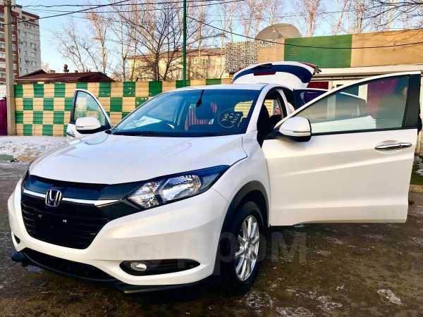 Honda Vezel, 2016 год, 1 350 000 руб.