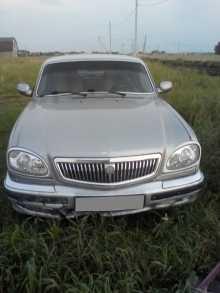 ГАЗ 31105 Волга, 2004 г., Омск