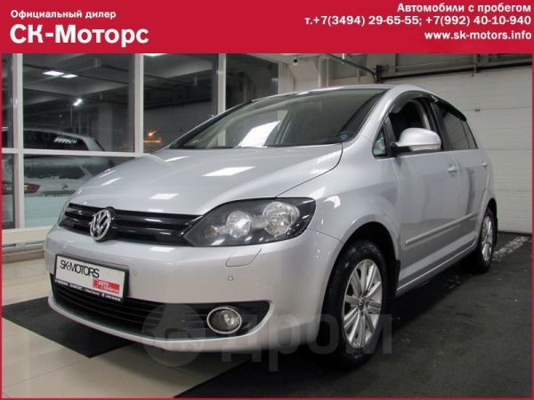 Volkswagen Golf Plus, 2012 год, 515 000 руб.