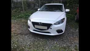 Пермь Mazda3 2014