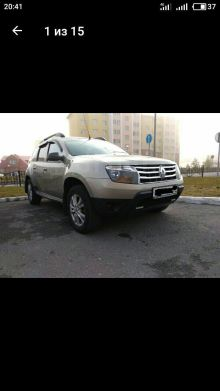Салехард Duster 2012