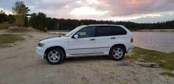 Курган BMW X5 2001