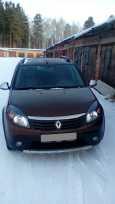 Renault Sandero Stepway, 2013 год, 430 000 руб.