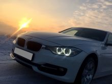 Бийск BMW 3-Series 2012