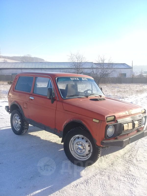 Лада 4x4 2121 Нива, 1984 год, 95 000 руб.