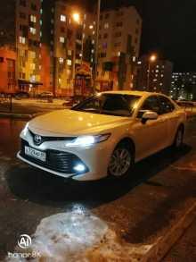 Дербент Toyota Camry 2018