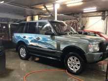 Иркутск Range Rover 2005