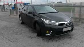 Калининград Corolla 2013