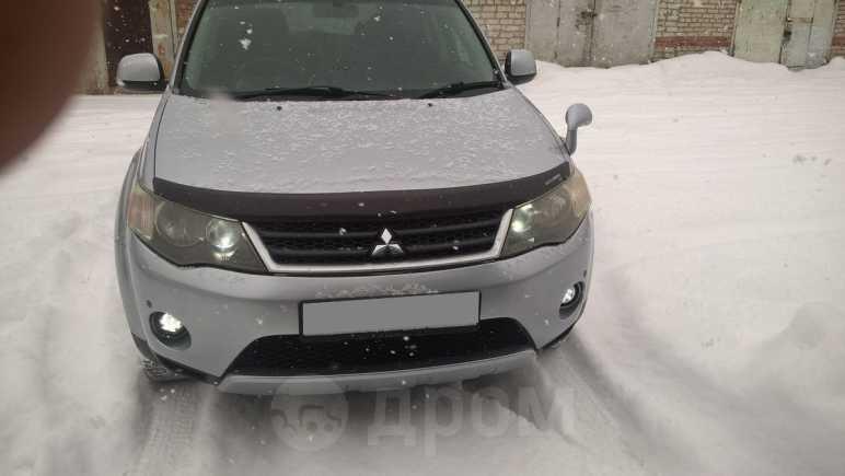 Mitsubishi Outlander, 2005 год, 600 000 руб.