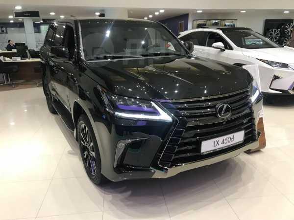 Lexus LX450d, 2018 год, 7 463 054 руб.