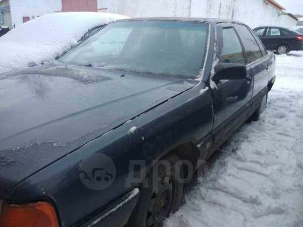 Audi 100, 1990 год, 40 000 руб.