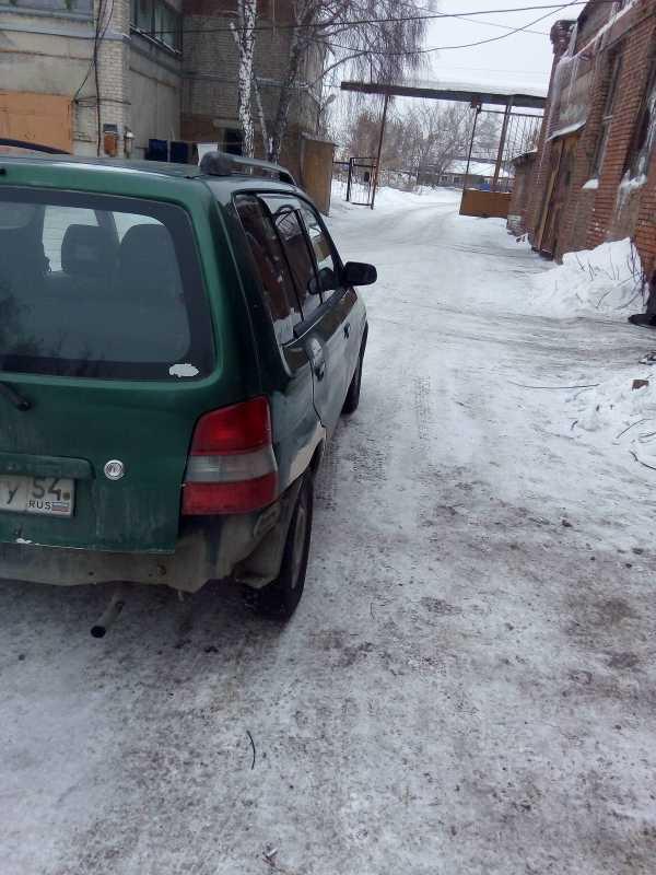 Mazda Demio, 1998 год, 110 000 руб.