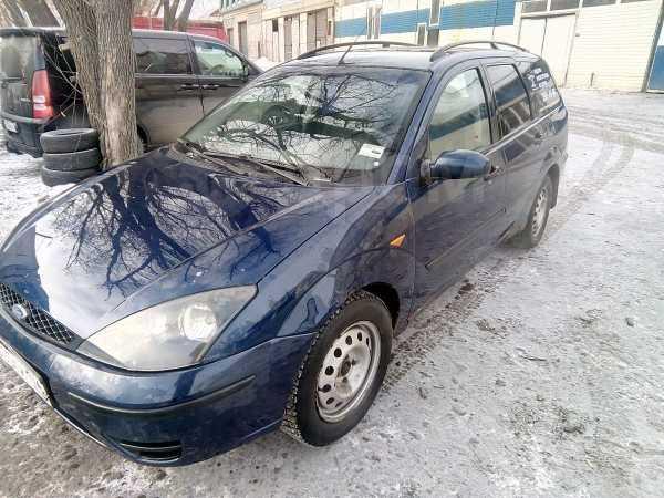 Ford Focus, 2002 год, 115 000 руб.