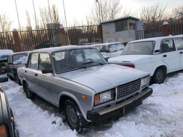 Лада 2107, 2010 год, 152 000 руб.