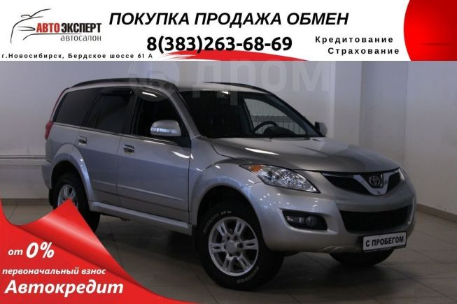 Great Wall Hover H5, 2012 год, 499 000 руб.