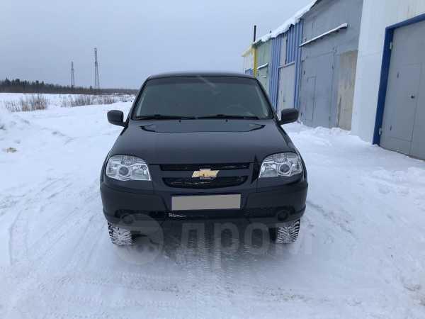 Chevrolet Niva, 2016 год, 490 000 руб.