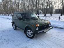 Томск 4x4 2121 Нива 2015