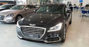 Красноярск Genesis G80 2018