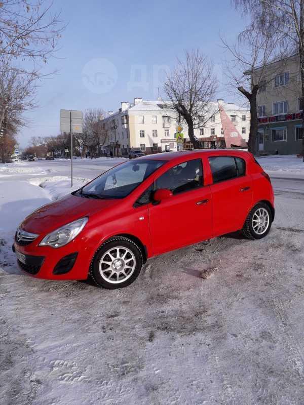 Opel Corsa, 2013 год, 320 000 руб.