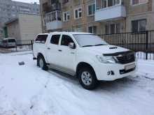 Архангельск Hilux Pick Up 2014