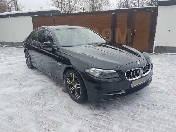 BMW 5-Series, 2015 год, 1 590 000 руб.