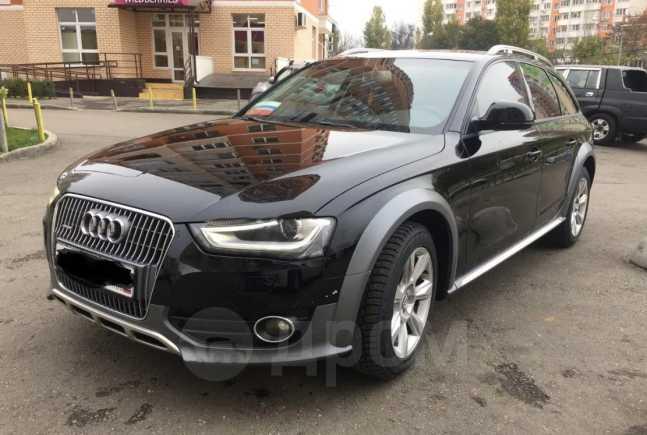 Audi A4 allroad quattro, 2012 год, 945 000 руб.