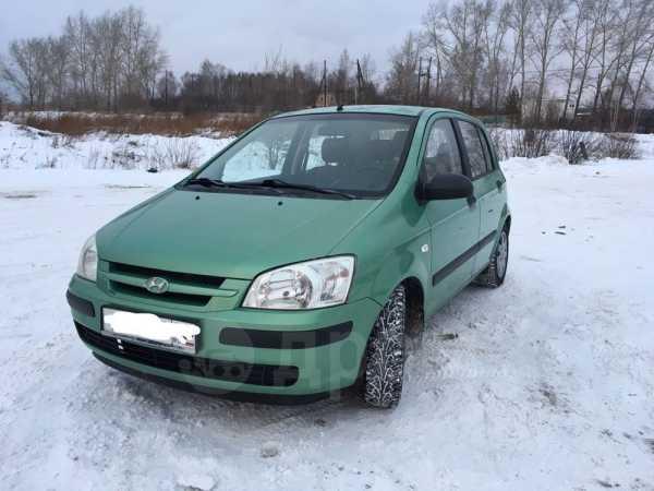 Hyundai Getz, 2004 год, 196 000 руб.