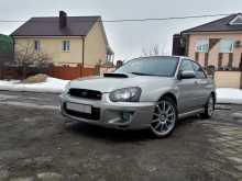 Белгород Impreza WRX 2005
