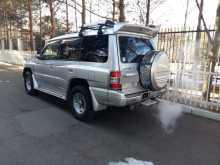 Хабаровск Pajero 1999