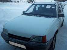 Усть-Кут Kadett 1989