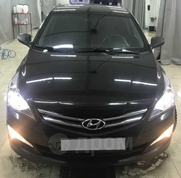 Hyundai Solaris, 2015 год, 499 000 руб.