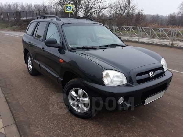 Hyundai Santa Fe, 2008 год, 529 000 руб.